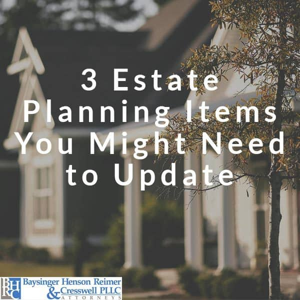Estate Planning Picture